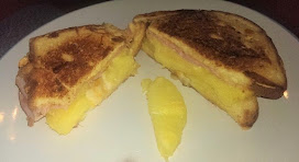 Pineapple Sandwich