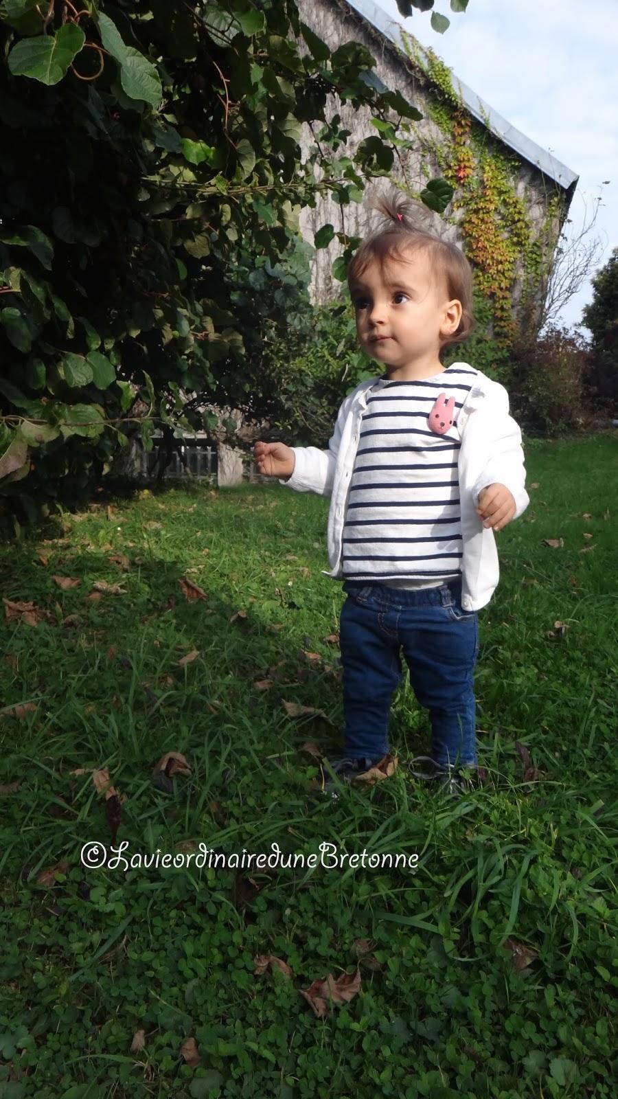 La vie ordinaire d 39 une bretonne brest dans le jardin de grand mamie - Mamie baise dans le jardin ...