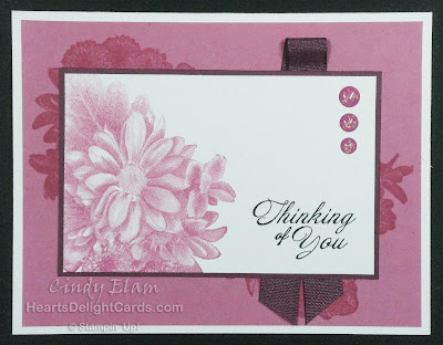 Heartfelt Blooms, Sale-A-Bration, Stampin' Up!