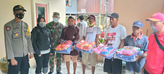 Camat Ma'rang,Akibat Angin Puting Beliung 49 Unit rumah mengalami Kerusakan