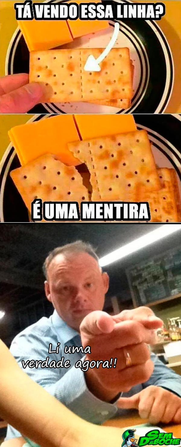 APENAS UMA VERDADE