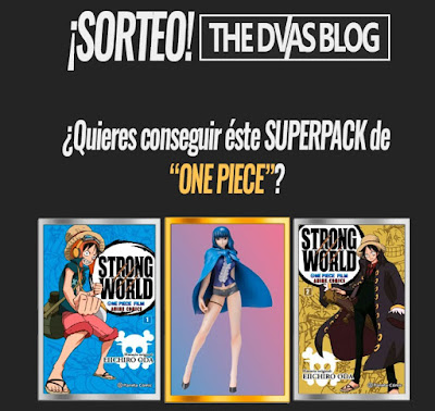 Sorteo DVAS One piece