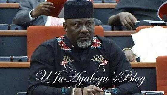 Breaking: Dino Melaye Leaves APC, Decamps To PDP