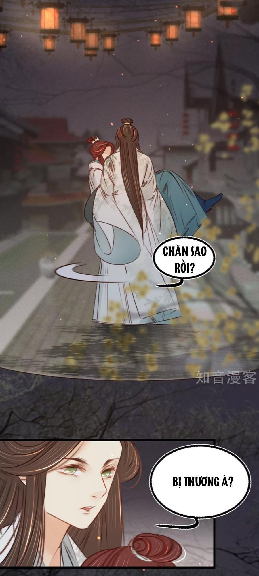 Phượng Hoàn Triều: Vương Gia Yêu Nghiệt Xin Tránh Đường chap 35 - Trang 6