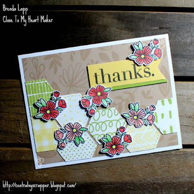 card created with Doodled Borders - card 3