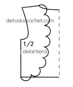 molde-chaleco-crochet