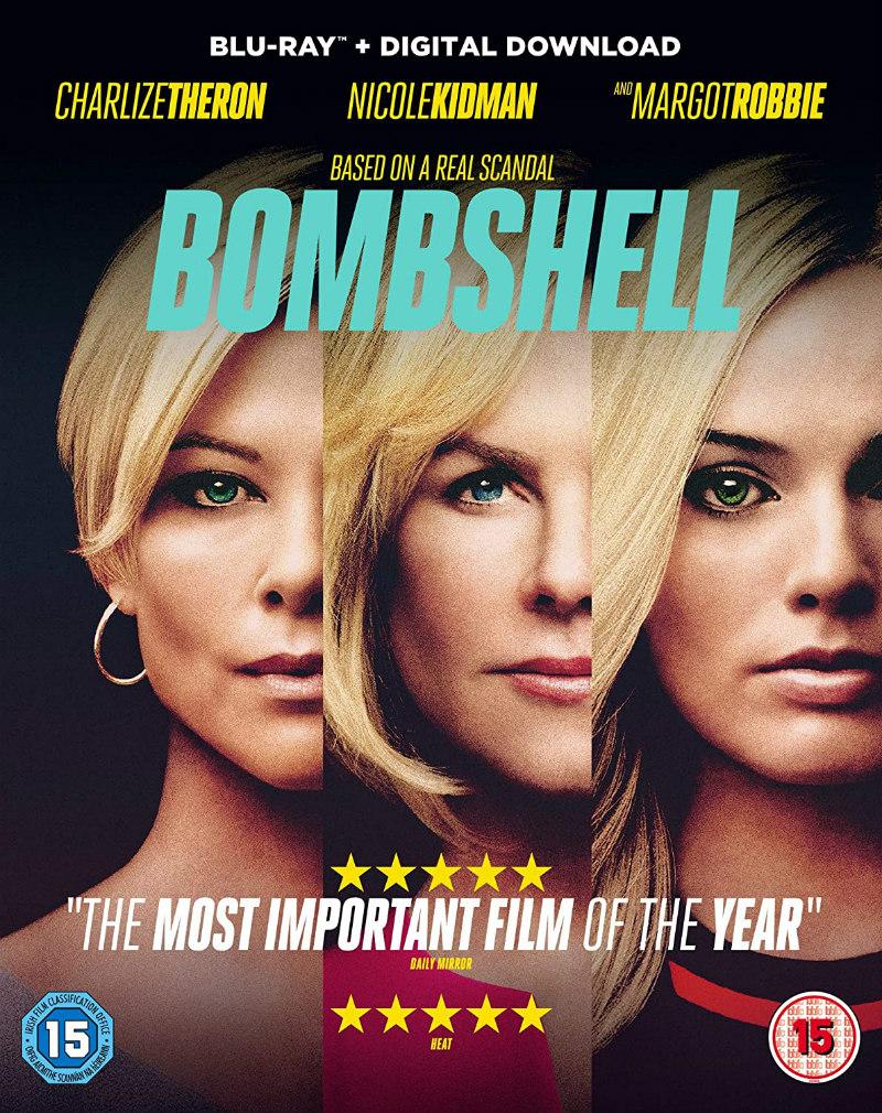 bombshell bluray