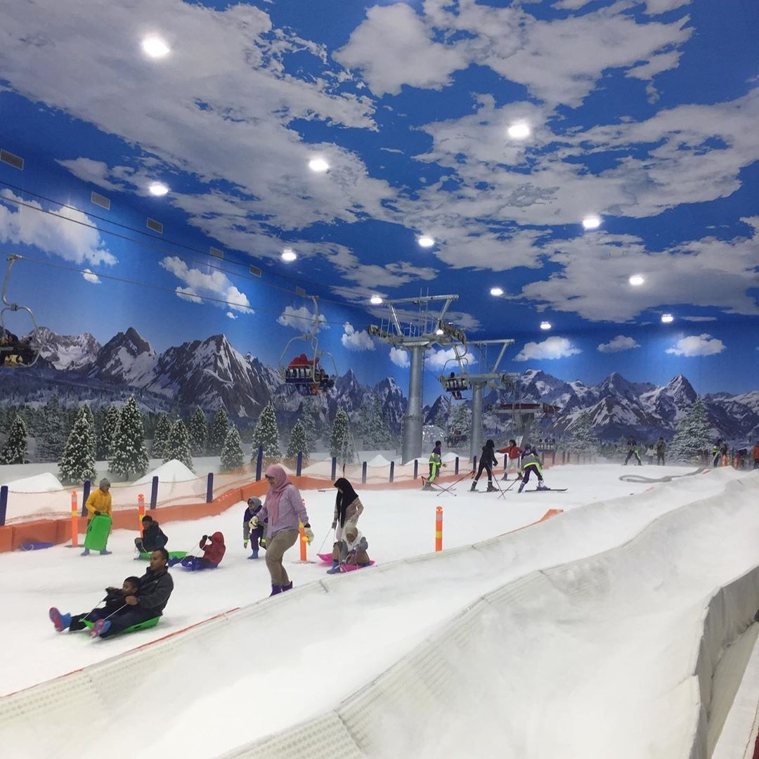 Tiket Masuk Trans Snow World Bintaro