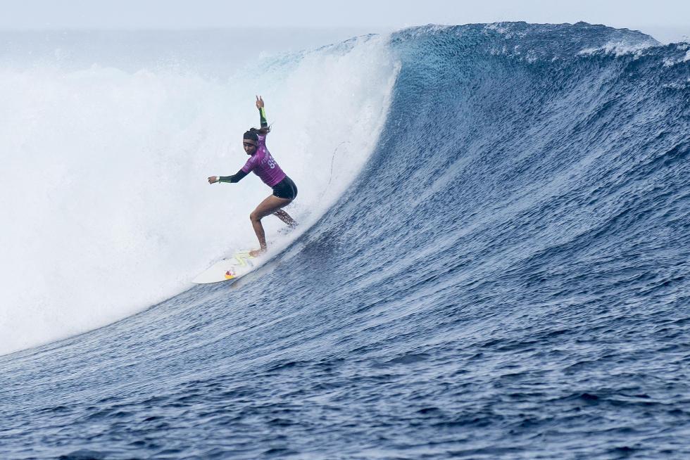 4 Sally Fitzgibbons Fiji Womens Pro Fotos WSL  Stephen Robertson