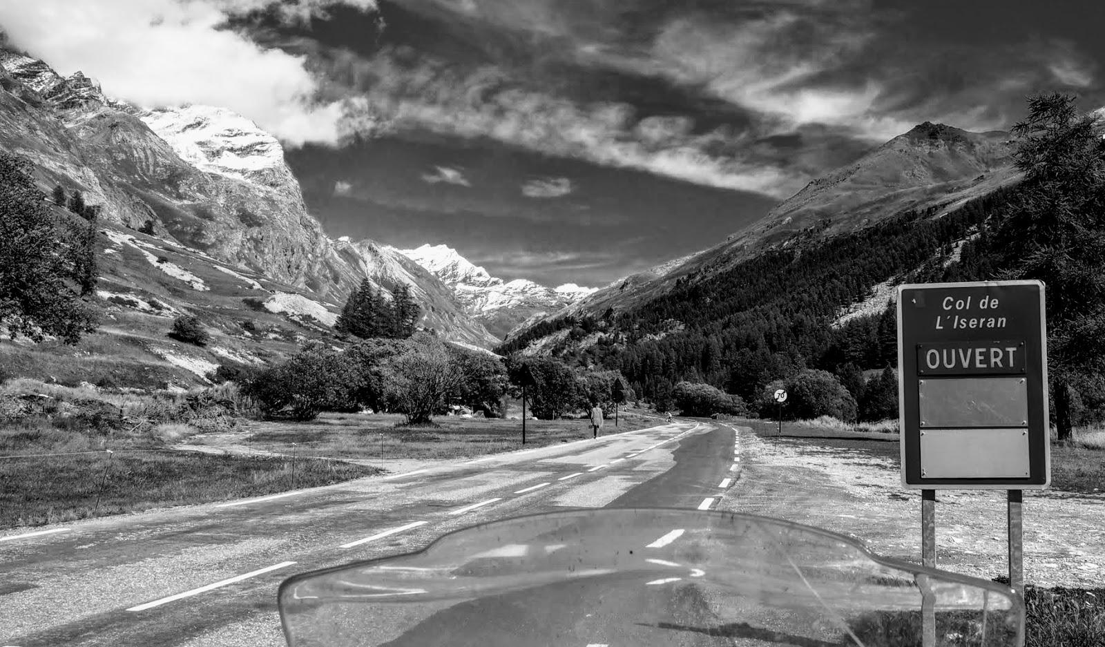 Route de Grand Alps Zweiter Teil