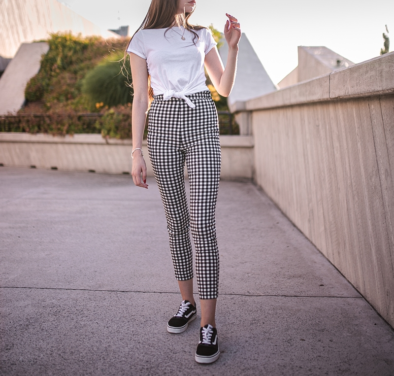 spodnie ze stradivarius