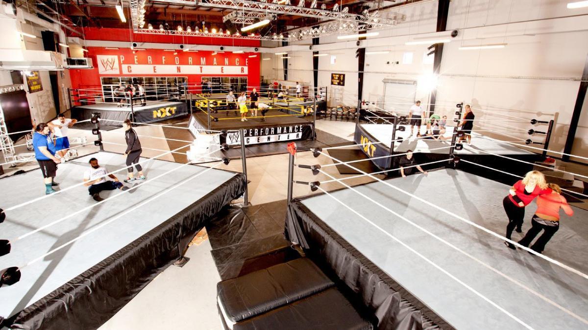 WWE pode ter problemas com nova classe de contratados