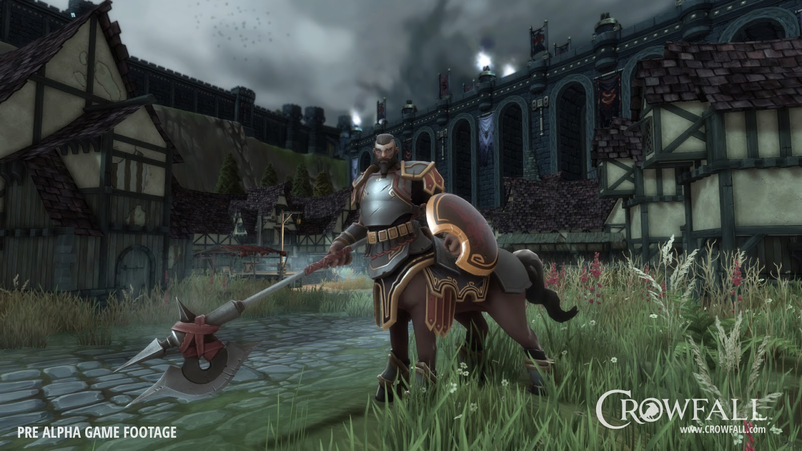 Blessing of Kings: Crowfall: Centaurs Confirmed!