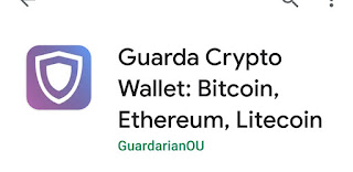 dompet guarda cryptocurrency