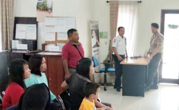 Polsek Kapuas Hulu Intensifkan Patroli Di Objek Vital Masyarakat