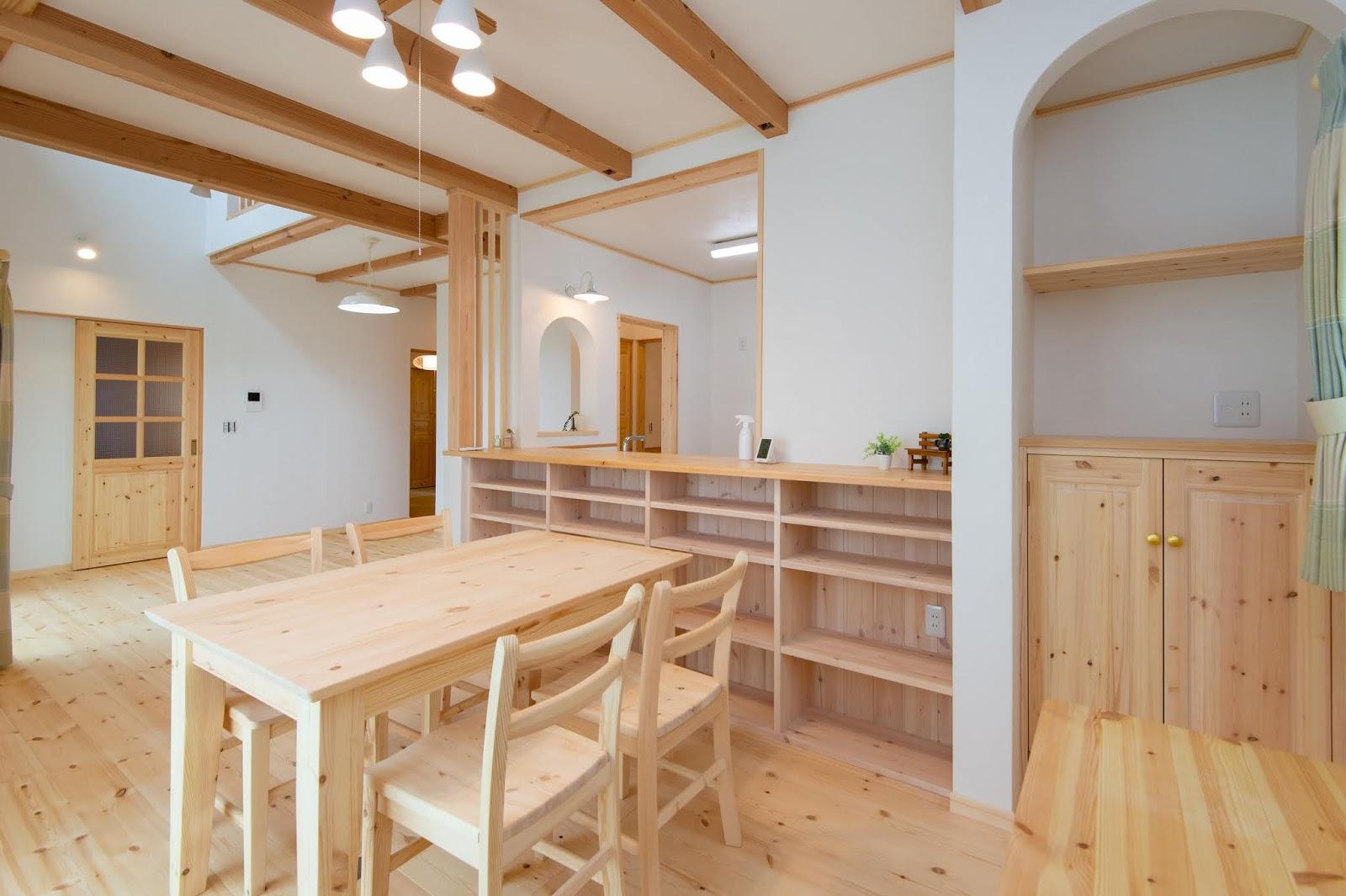 木の家 自然素材の家 三重県鈴鹿市みのや 全館空調 注文住宅