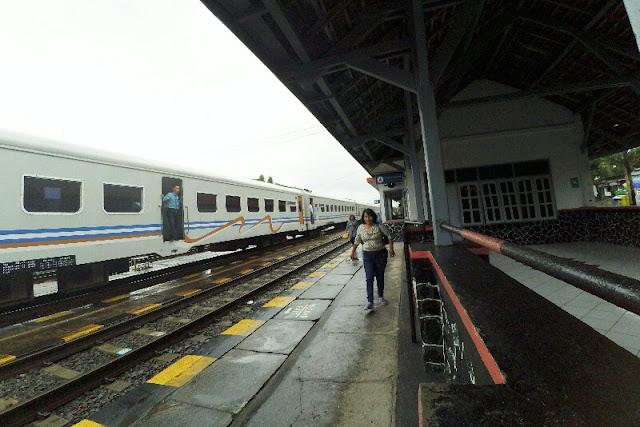 Stasiun kereta api Wlingi, Blitar