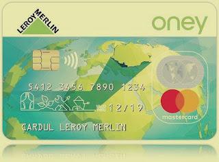 opinii forum CARD de cumparaturi ONEY LEROY MERLIN