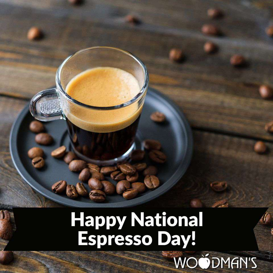 National Espresso Day Wishes Unique Image