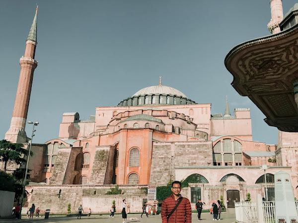 Pengalaman 8 Hari Solo traveling ke Turki (Istanbul, Cappadocia dan Ankara)