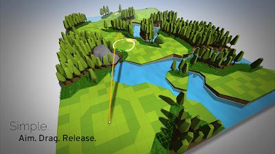 Screenshot Game OK Golf