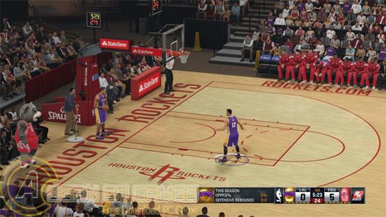 NBA 2K16 PC Game