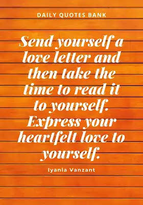 Read inspirational quotes on on how to love yourself and be confident. Also check self help quotes, self encouragement quotes.