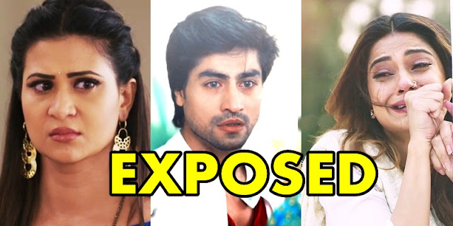 EXPOSED! Anjana TRUTH exposed in front of Aditya and Zoya in Bepannaah
