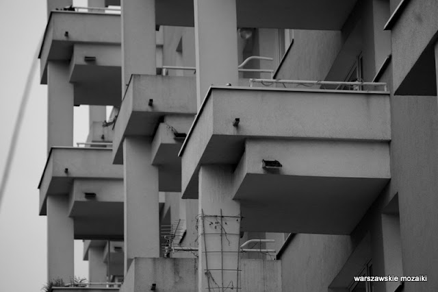 Warszawa Warsaw blokowiska blok bloki  blokowisko architektura miasto