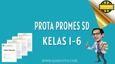 Download Prota Promes Bahasa Inggris SD Kelas  Download Prota Promes Bahasa Inggris SD Kelas 1-6 Kurikulum 2013