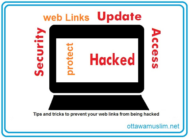 TIPS AND TRICKS, PREVENT YOUR WEB LINKS FROM BEING HACKED, how to secure website, website security, tips to protect website, link hack, manual action, secure it easily, clicking, how do i restrict website, is it legal to link, block website, prevent web link, privent link in standalone mobile safari,