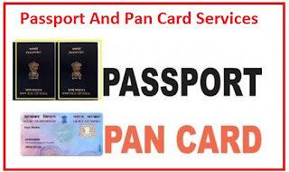 Passport And Pan Card Services