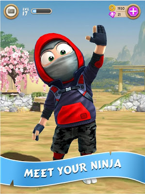 Clumsy Ninja V 1.24.0 Apk (Mod Unlimited Coins)