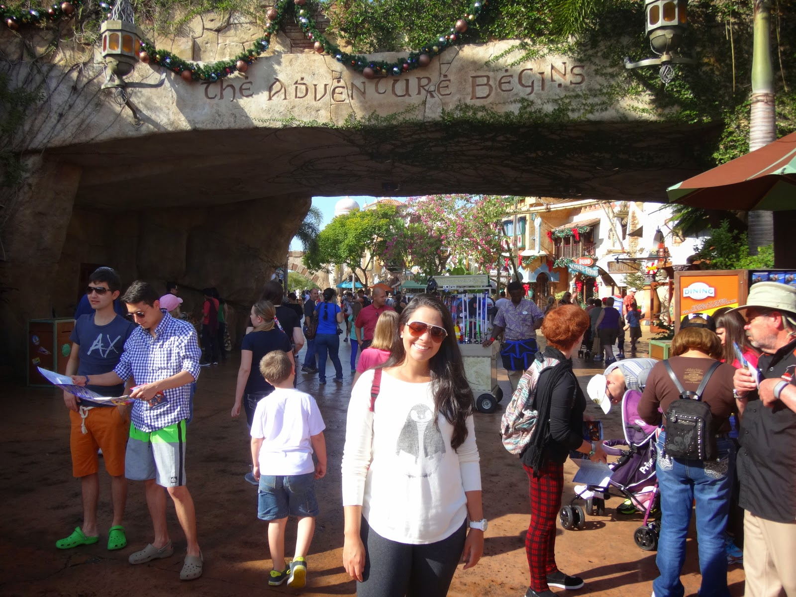 island of adventure - orlando, estados unidos