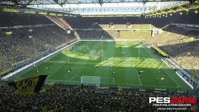 تحميل لعبة PES 2019