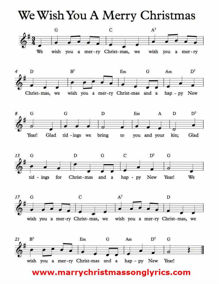 We-Wish-You-A-Merry-Christmas-Sheet-Music