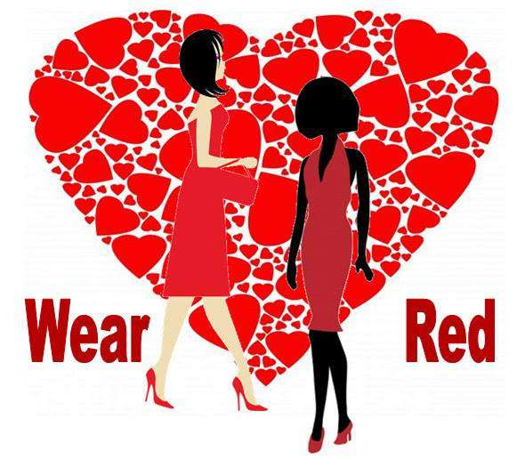National Wear Red Day Wishes pics free download