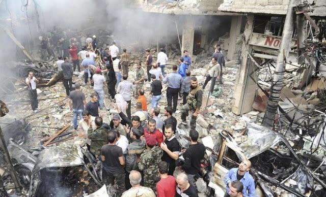 September di Suriah Bulan Paling Mematikan Sepanjang 2017, 3.000 Orang Terbunuh