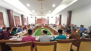 DPRD Kota Batam Usir DPMPTSP Dalam RDP di Komisi Satu