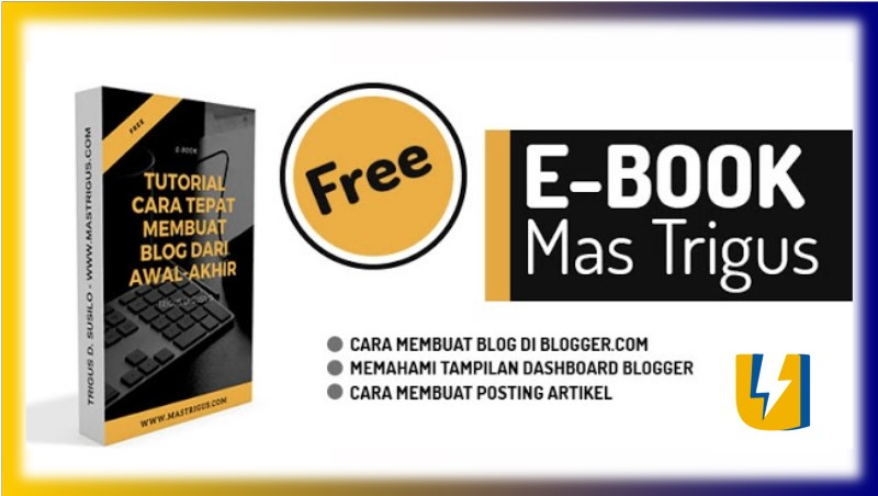E-book Tutorial Blog Untuk Pemula (GRATIS)