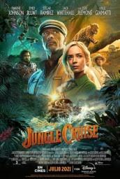 Jungle Cruise audio latino