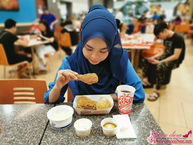 TEXAS CHICKEN MERDEKA DEALS