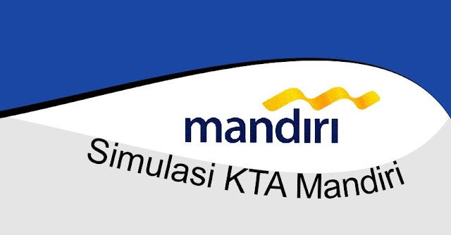 tabel-angsuran-pinjaman-kta-mandiri-2019