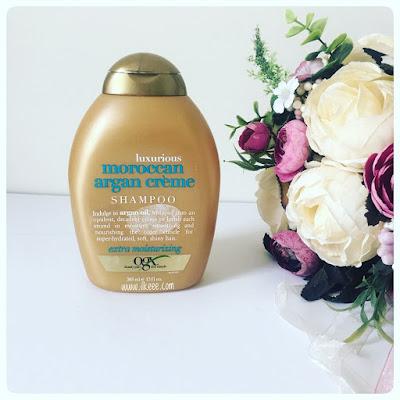 organix şampuanları
