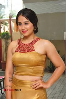 Actress Simrat Juneja Pictures in Golden Long Dress  0022.JPG