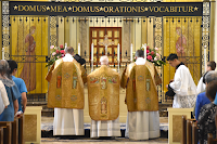 Solemn Mass of the Assumption from the Toronto Oratory