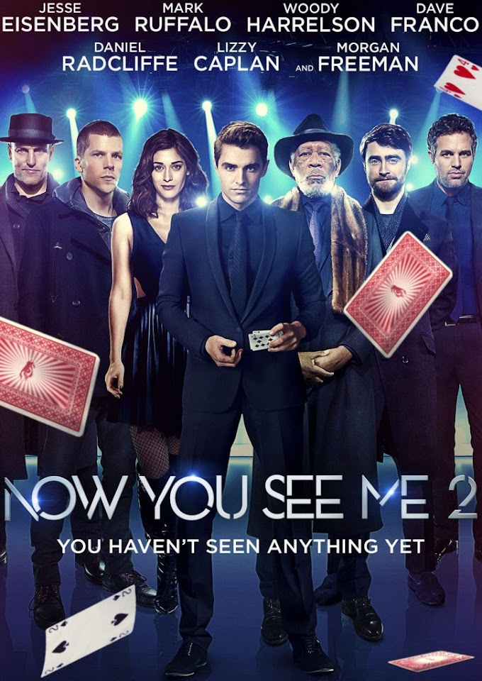 Now You See Mee 2 Full HD Movie Download Hindi Dubbed