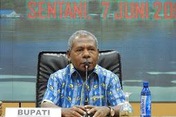 Mathius Awoitauw Sebut Pemerintahan Jayapura Berjalan Harmonis Bersama Giri Wijayantoro