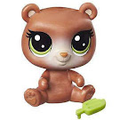 Littlest Pet Shop Family Pack Bearla Hill (#115) Pet