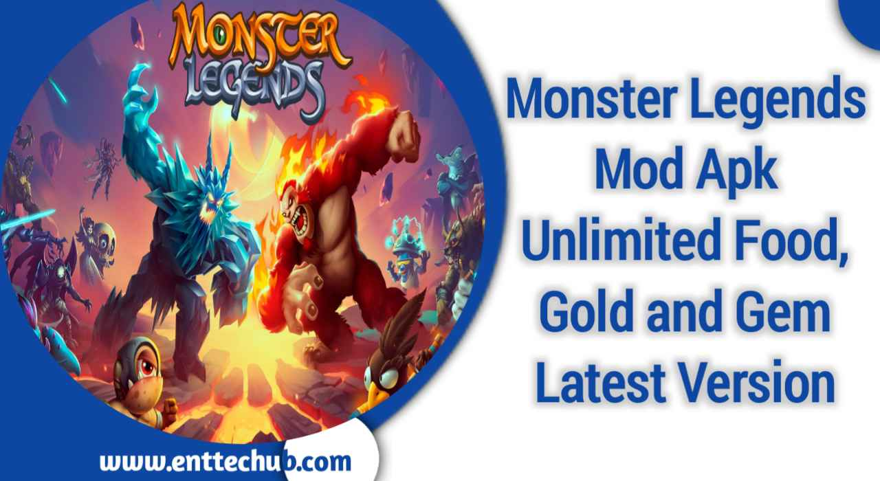 Download Monster Legends Apk Mod